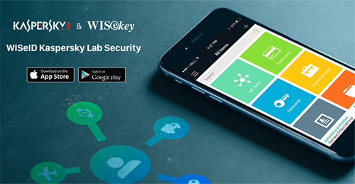 WISeID Kaspersky Lab Security protects mobile users' personal information from cyber criminals. — VNS Photo